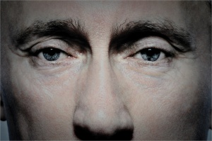 Putin by Platon, foto: Omar Firdaus