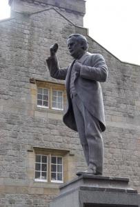 David Lloyd George, Foto: J. Siaron