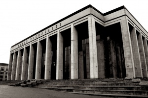 Palace of the Republic, Minsk-Bělrosuko, foto: Kotsreveb