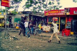 Kinshasa, foto: Irene