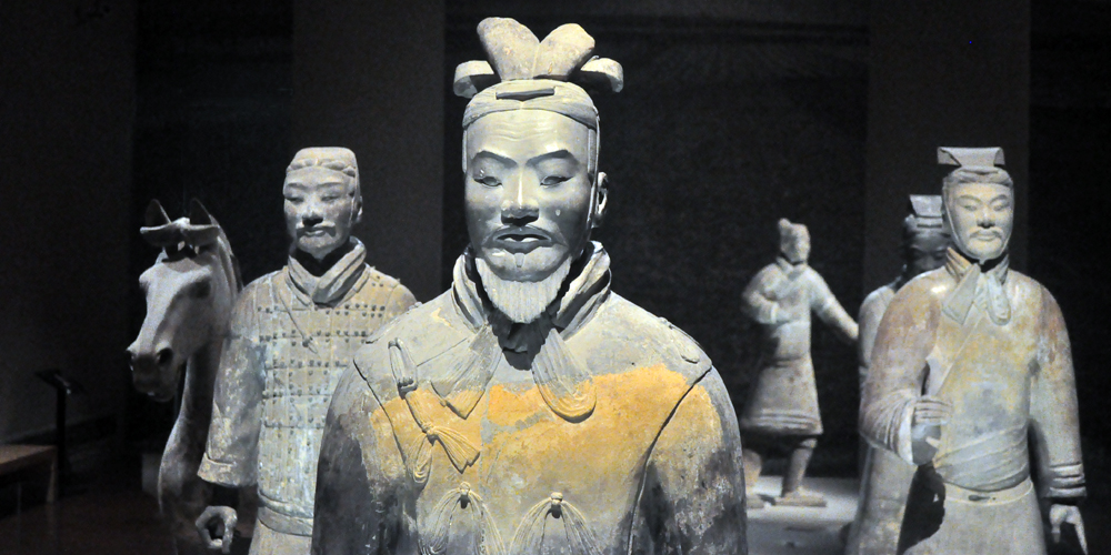 Asian Civilization Museum Terracotta warriors fabcan cr