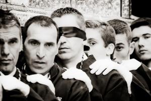 Blindfolded, foto: Hernán Piňera
