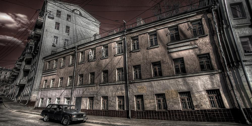 Moscow streets Andrew Kuznetsow cr