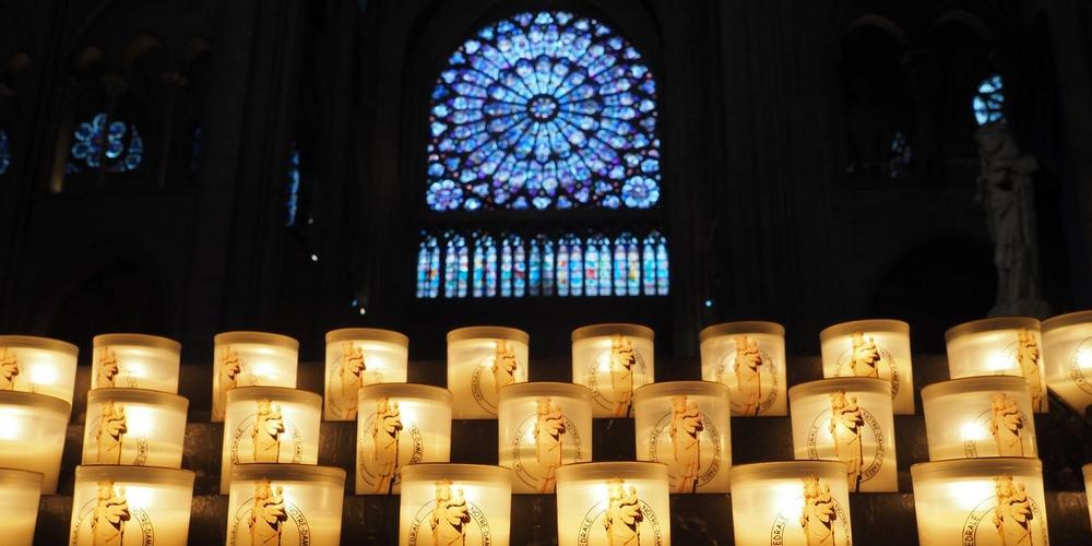 Notre Dame. Paříž 13.XI .2015 odpoledne ještě před masakry Eugen Kukla cr