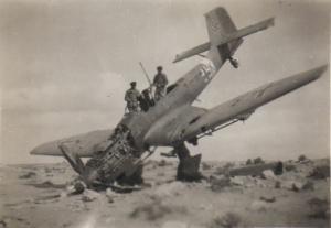 World War II - Stukka, foto: Prescott Pym