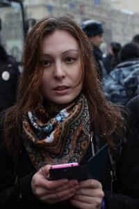 Anastasia Zotovová, foto: facebook profil