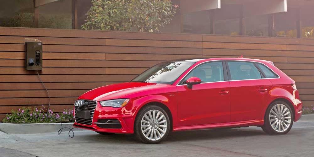 Audi A3 e tron chg CR