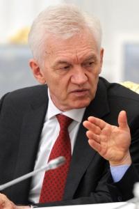 Gennady Timchenko, foto: Kremli.ru