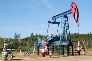 Oil pump, foto: Amanda Graham