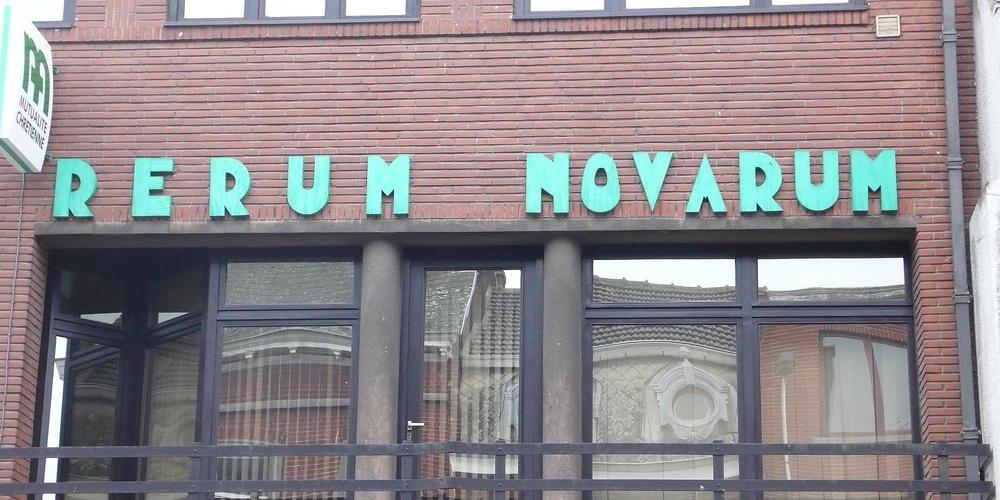 Rerum Novarum Baudoin cr