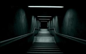 Stare into the abyss, foto: Eleni Preza