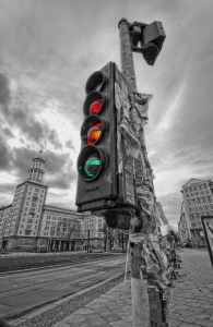 crazy signal light, foto: Christoph Lehmann