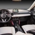 2016 Mazda CX 3 interior 600x400