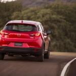 2016 Mazda CX 3 rear 600x400