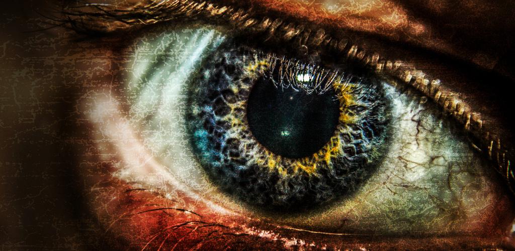 Evil Eye Dennis Skley cr