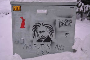 No Putin No Cry, foto: Gareth James