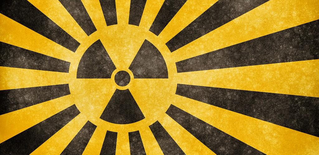 Nuclear Burst Grunge Flag Nicolas Raymond cr