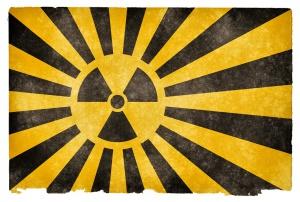 Nuclear Burst Grunge Flag, autor: Nicolas Raymond