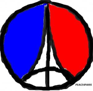 PEACE4PARIS20151113 BBR, foto: Alain Van den Hende