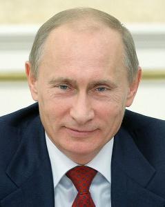 Vladimir Putin, autor: KremlinRu