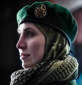 Amina Okujeva, foto : InfoResist
