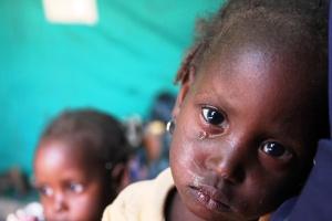 Nigerian refugees in Gagamari camp, Diffa region, Niger, foto: European Commision DG