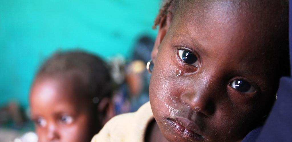 Nigerian refugees in Gagamari camp Diffa region Niger European Commision DG cr