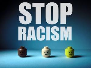 STOP RACISM, foto: Francisco Jaén Patrón