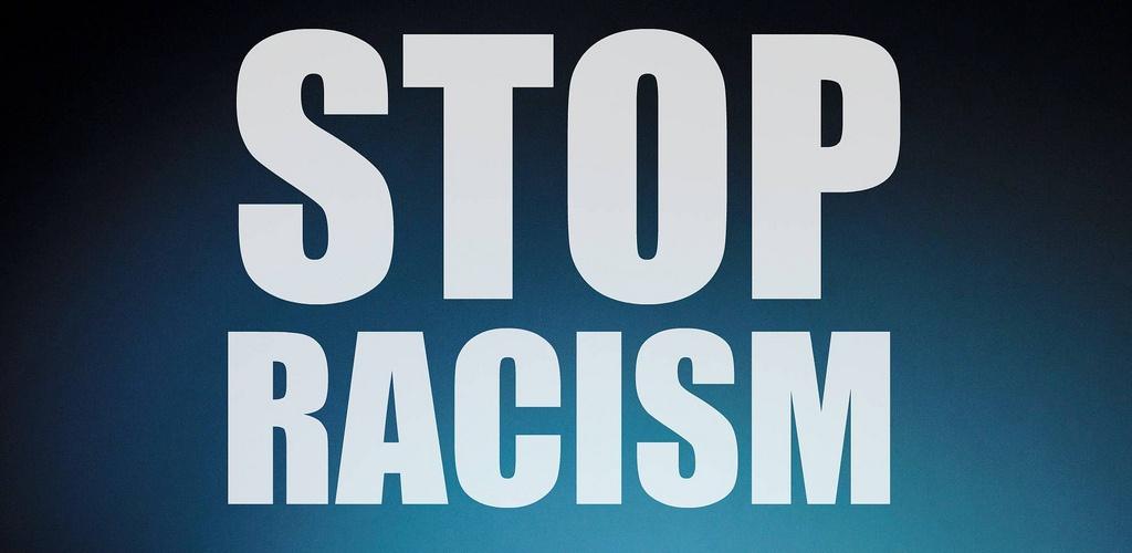 STOP RACISM Francisco Jaén Patrón cr