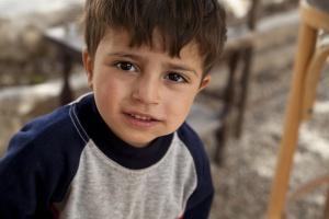 Syrian Refugee, foto: Maximilian V