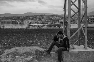 Syrian Refugee, foto: plus8gmt