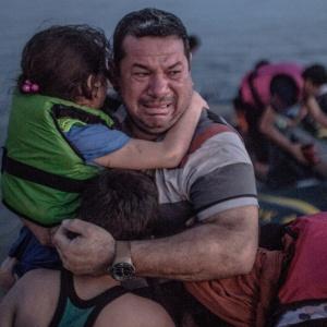Syrian refugees, foto: Oguzhan Alli