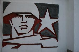 Tiraspol Soviet mural, foto: Kvitlauk