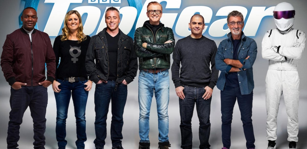 top gear lineup CR