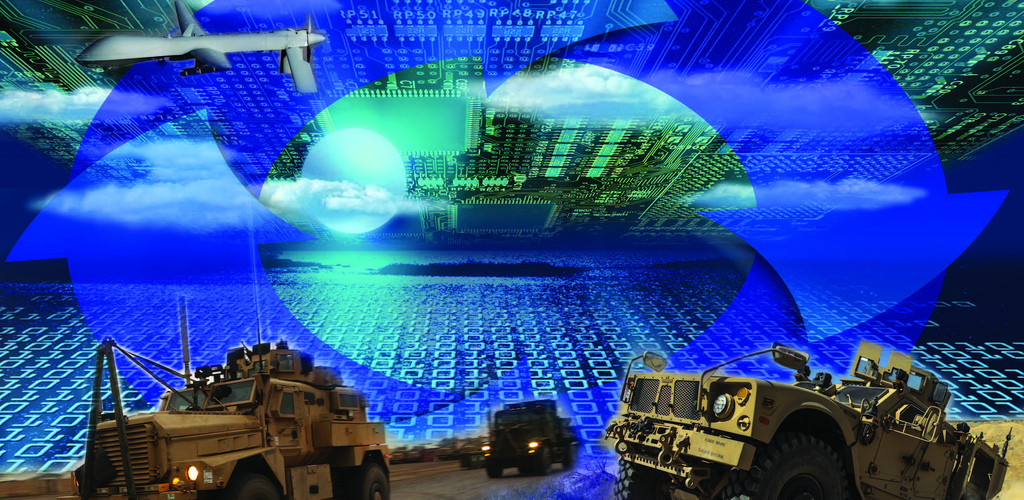 ICE Integrated Cyber and Electronic Warfare U.S. Army CERDEC cr