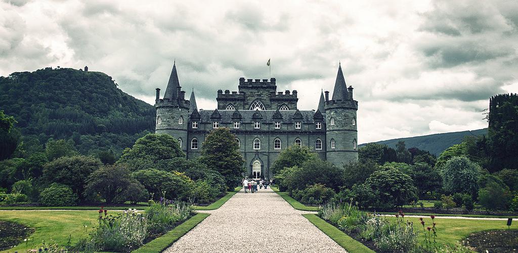 Inveraray Castle Dorli Photography cr