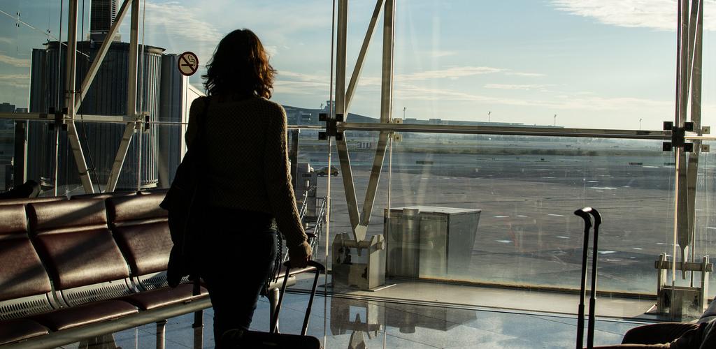 El Prat Airport victor asensio cr