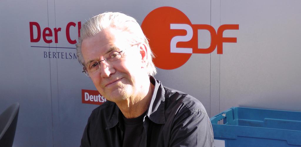 Jürgen Todenhöfer auf dem Blauen Sofa Blaues Sofa cr
