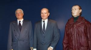 Yeltsin, Gorbachev, Putin, foto: Caledonia558