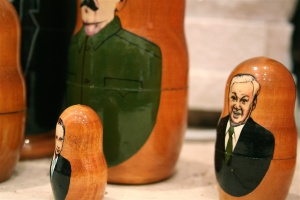 Russian keepsakes, foto: Kelly