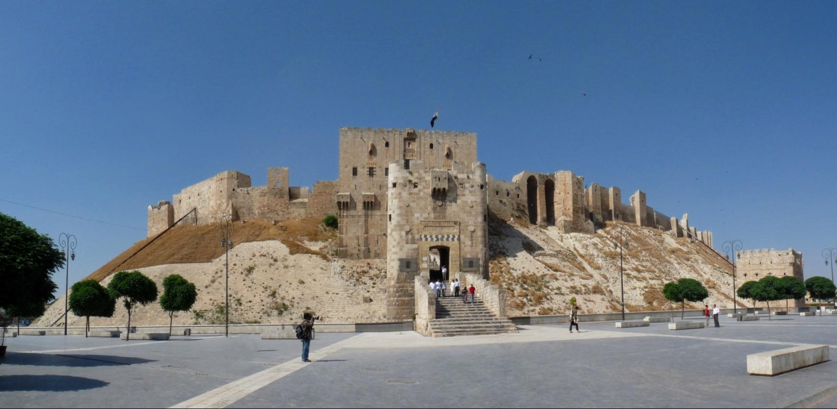 Citadel of Aleppo e1463589150936