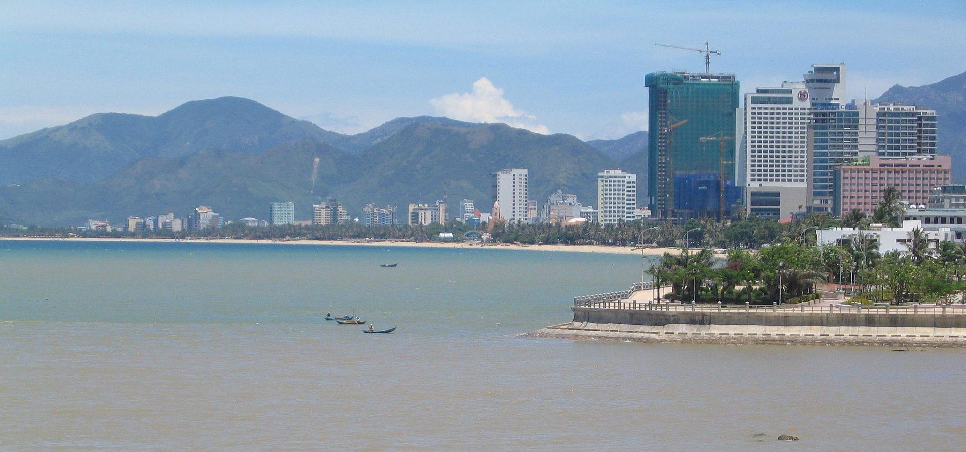 Nha Trang skyline 1