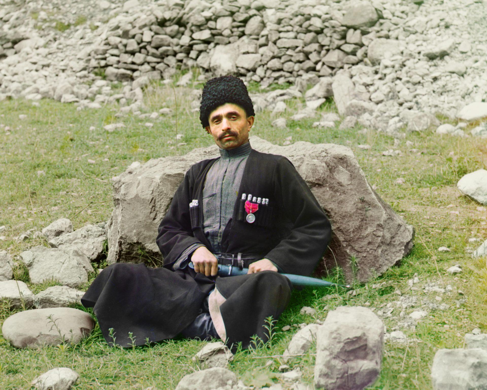 Dagestán 1904/S.Prokurin-Gorskij via Wikipedia