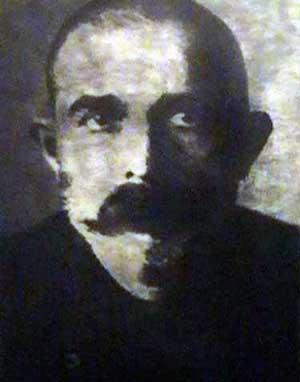 Abrek Chasucha Magomadov/z archivu Šamila Magomadova