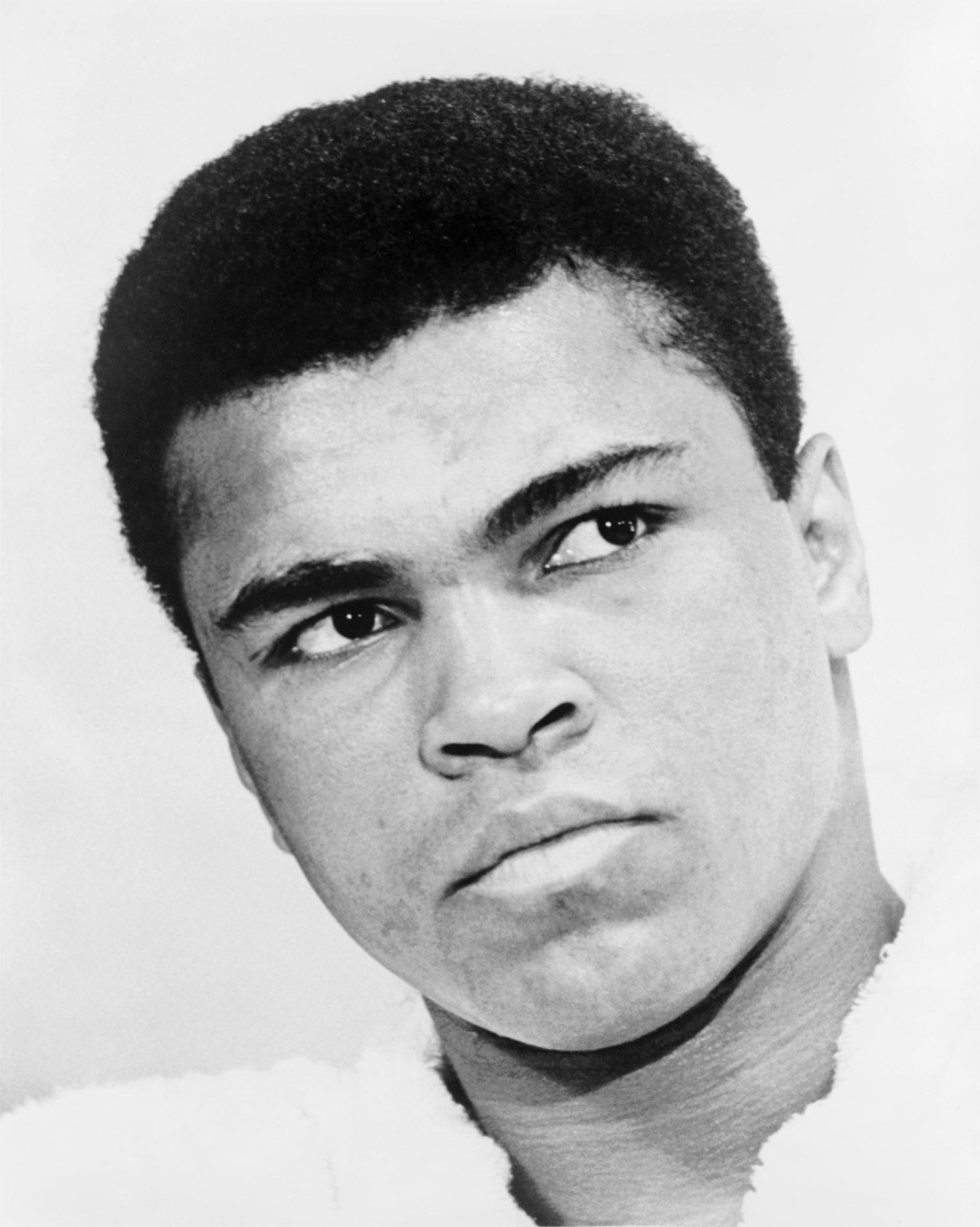 Muhammad Ali in 1967/Ira Rosenberg