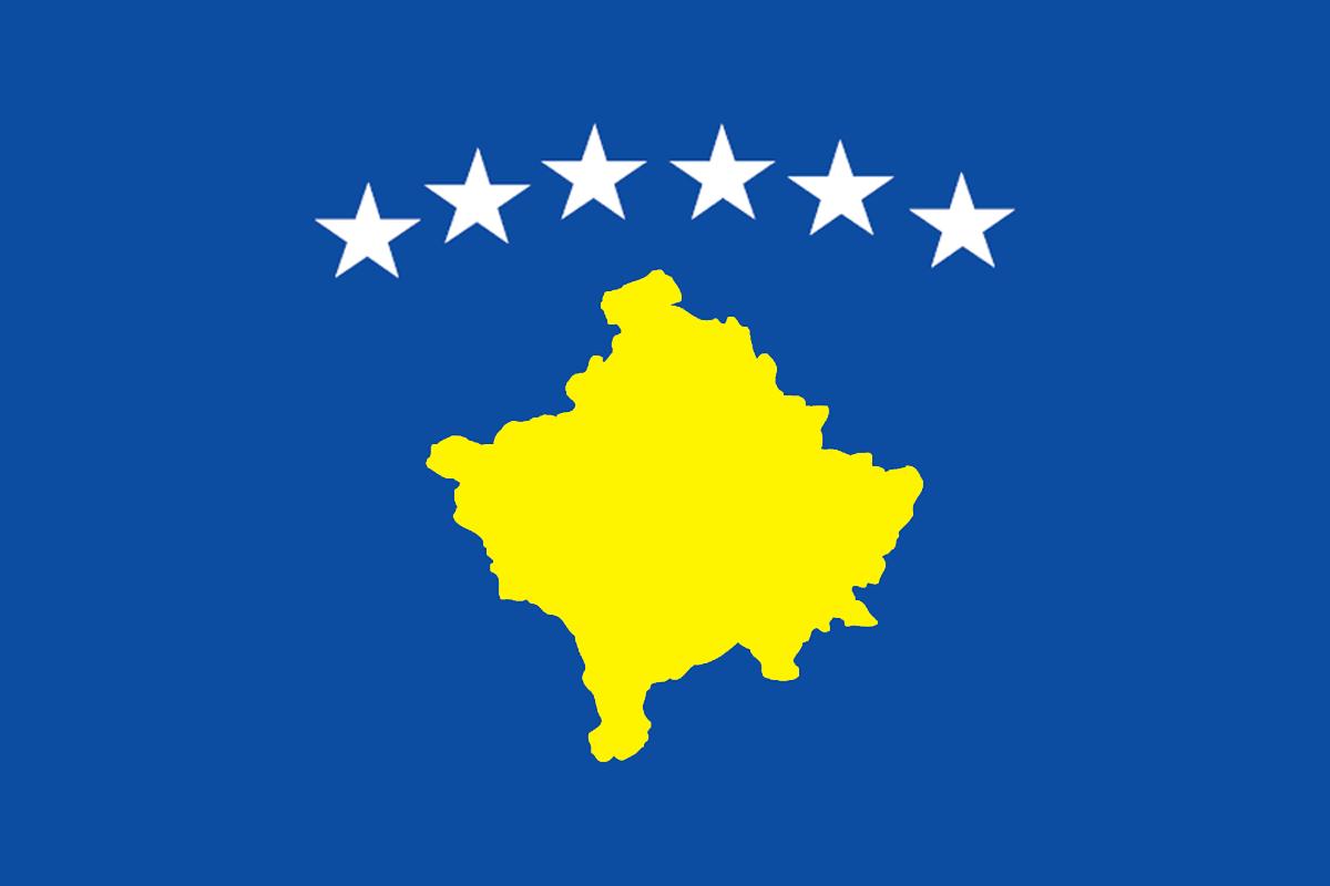 Vlajka Kosovo