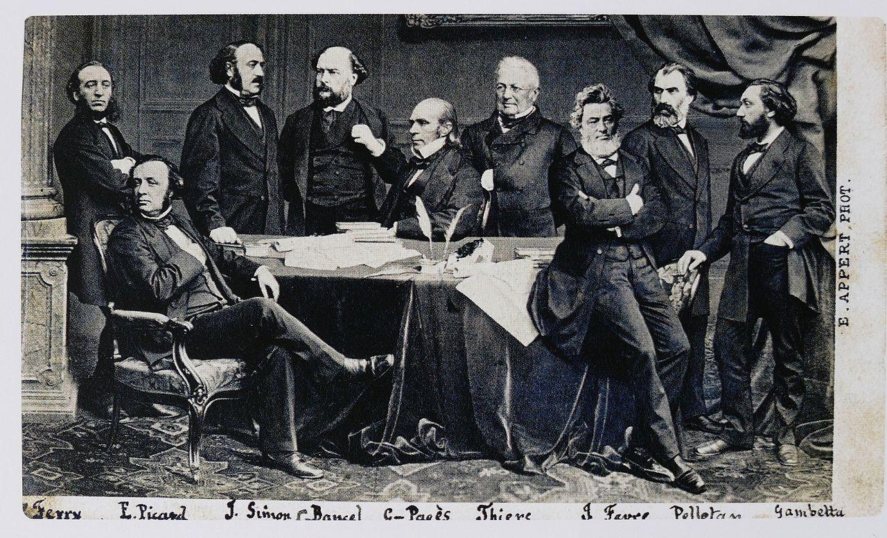 Appert gouvernement provisoire 1870 71
