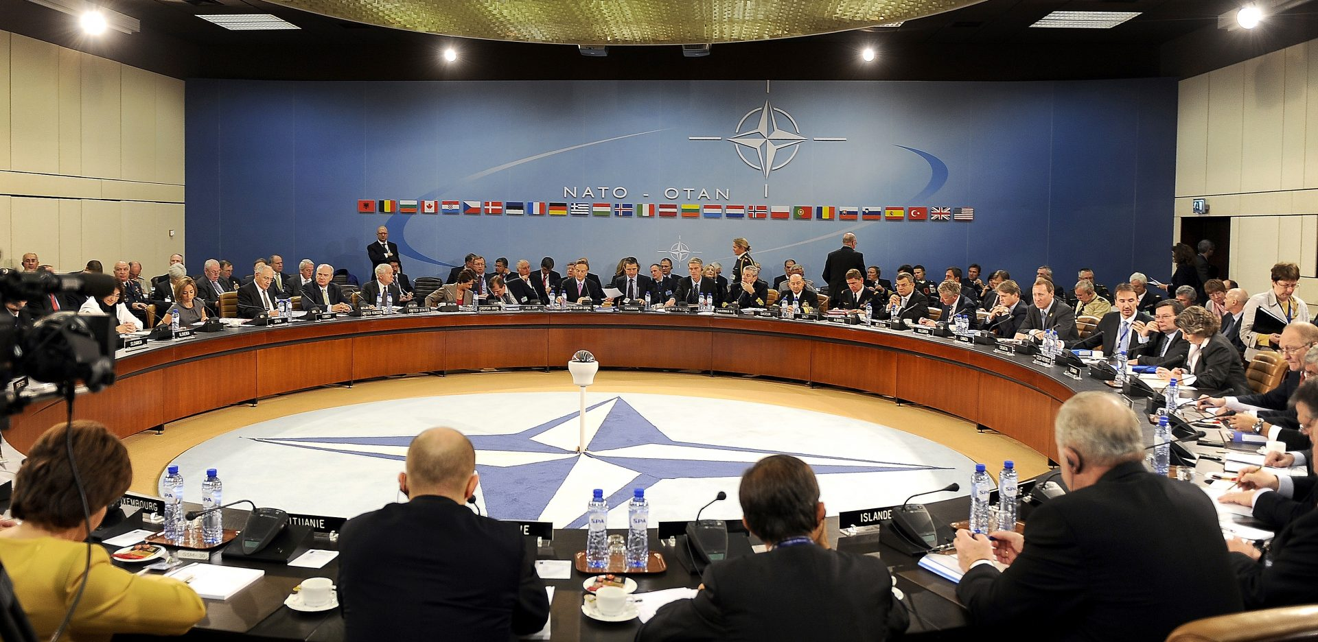 NATO Ministers of Defense and of Foreign Affairs meet at NATO headquarters in Brussels 2010 e1467919323400
