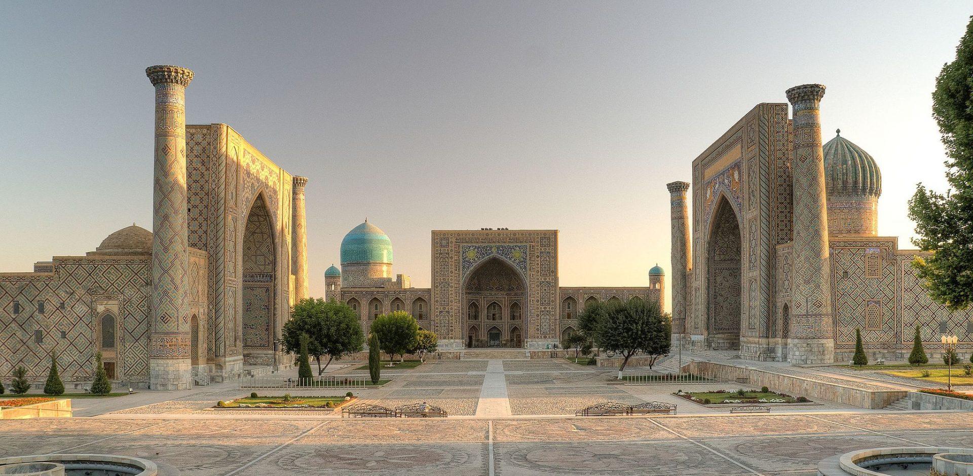 Registan square Samarkand e1471015517700