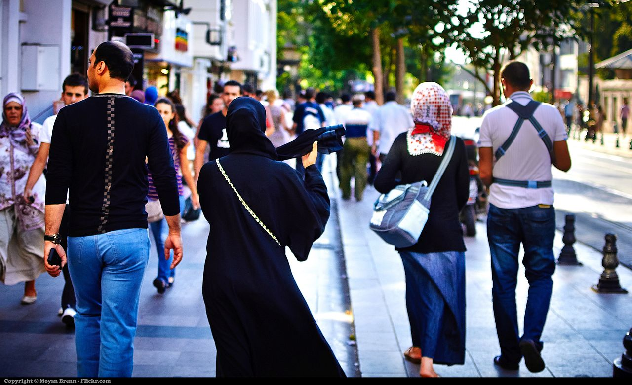 Burqa Moyan Brenn